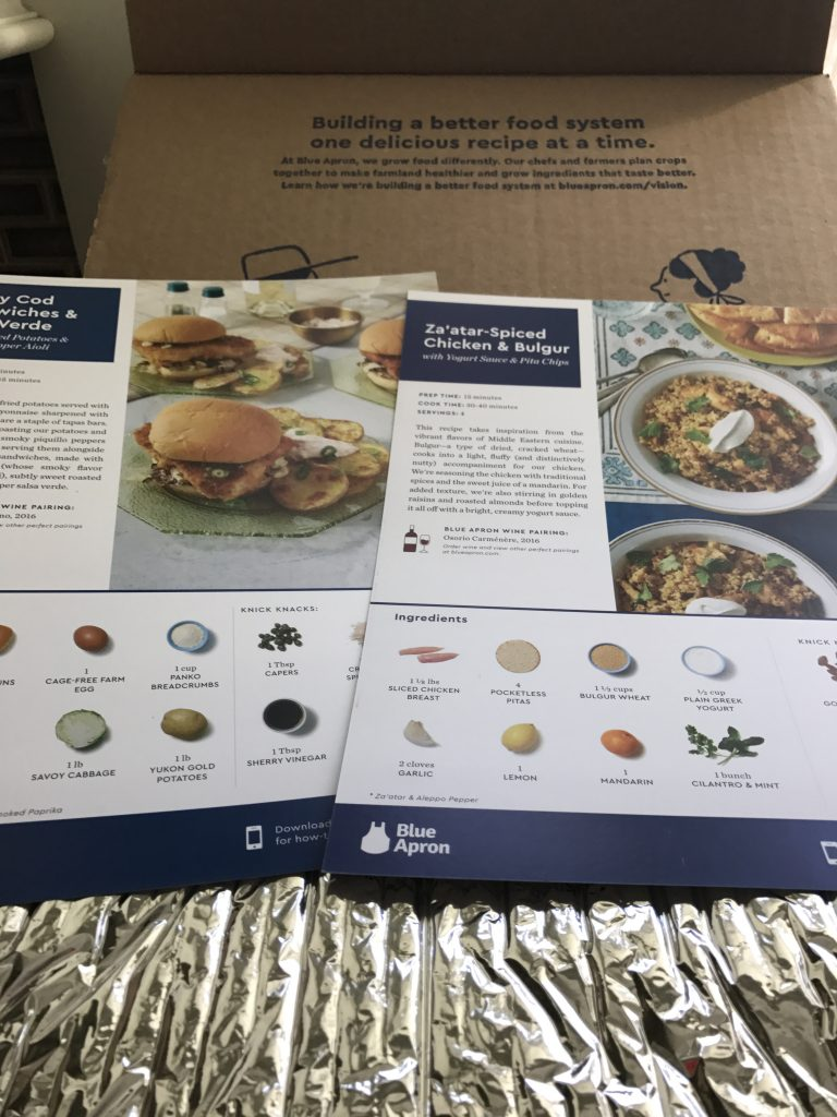 Blue apron gmo - Almost Two Years Ago I Researched And Wrote An Article On 5 Different Food Box Delivery Companies Because I Was Intrigued By The Concept And Quite Skeptical