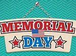 Memorial Day Happenings