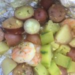 The Best Grilled Shrimp in Foil Packets!