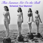 Get Your Mammogram This Summer