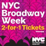 2 For 1 Broadway Tickets