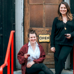 2 Shaker Girls and Their All-Tap Wine Bar