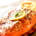 3 Ingredient Dinner: Grilled Lemon Dill Salmon
