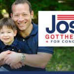 Lunch with Josh Gottheimer