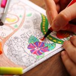 Relax with Coffee & Coloring