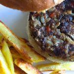 Southwestern Vegetarian Black Bean Burgers