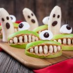 10+ Spooky, Fun (& Healthy) Halloween Treats