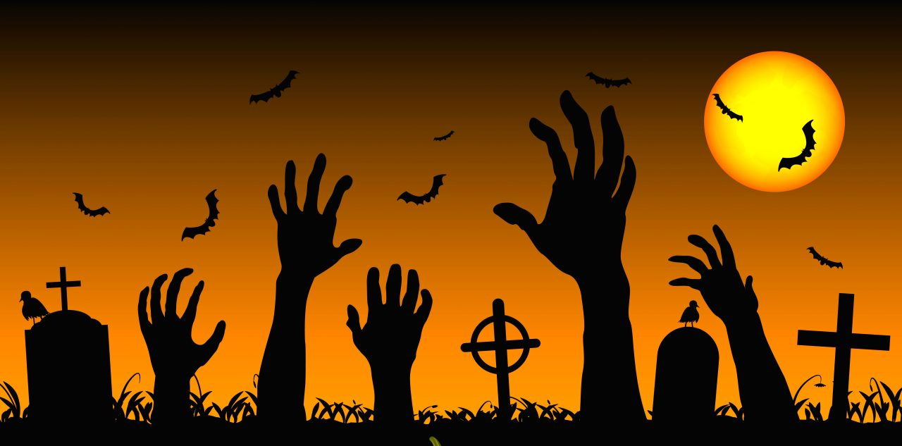 halloween cemetery walk: come if you dare | tips from town