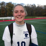 Olivia Robertson Named Athlete of the Week