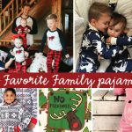 Our Favorite Family Pajamas