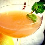 A Refreshing Pomelo (Grapefruit) Cocktail