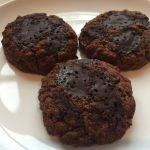 Double Chocolate Chip Cookies-Gluten Free and Packed with Protein