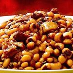 Black-Eyed Peas, Bacon & Pork