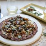 Cali'Flour Fig & Prosciutto Pizza