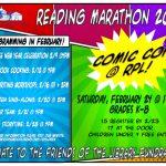 Reading Marathon 2018