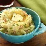 A Traditional Irish Side: Colcannon