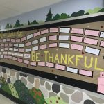 Jefferson School Expresses Their Gratitude for Teachers and Staff