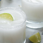 The Skinny Coconut Margarita