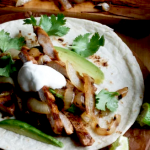 Grilled Pork & Onion Tacos