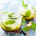 A Classic Rum Mojito