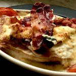 The Incredibly Delicious Cheesy Gooey Open-Faced Hot Brown.