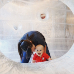 Get Stuck in 75 Miles of Tape at the Science Center