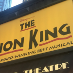 Tips for Seeing the Lion King with Kids