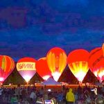 Don't Miss The Balloon Glow!