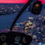 Get a Bird's Eye View on a Helicopter Ride!