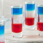 Red, White & Blue Shots