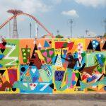 Coney Island's Outdoor Street Art Museum
