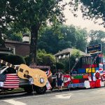 Highlights from Past 4th of July Parades
