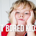 What to Do With Antsy, Bored Kids in August.