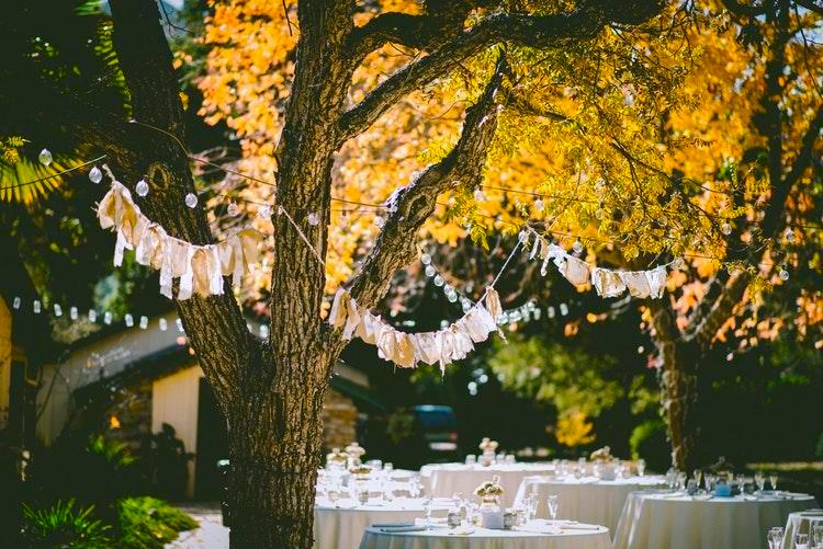 A Complete Guide To Summer Wedding Decor Tips From Town
