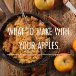 12 Recipes to Make With your Apples
