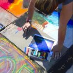 Color Cleveland for the 2018 Chalk Festival