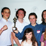 Westfield's Got Talent: 2 Westfield Students' Film Win Awards