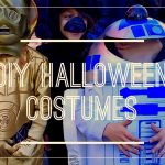 Halloween Costumes You Can Make Yourself