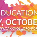 The Educational Forum: Saturday, October 27