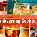 Festive Thanksgiving Cocktails