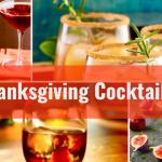 Festive Thanksgiving Cocktails