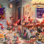 Where to Visit Santa's Workshop