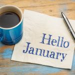 Why is the first month called January?