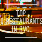 The Top 10 Restaurants in RVC