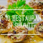 The Top 10 Restaurants in Summit, NJ