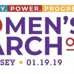 NJ Women's March: Saturday, January 19