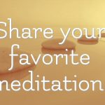 What is Your Favorite App for Meditating?