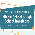 LSHSA Middle School & High School Transitions
