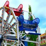 Blossom Time: Rides, Games, Food, & Hot Air Balloons!