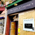 Coming Monday: The Table at Latona's